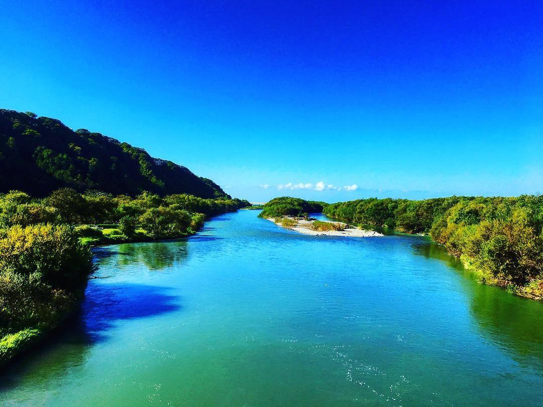 【ミライノート×Domingo】色鮮やかな静内川など