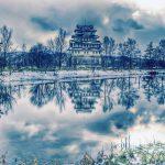 【北海道ミライノート×Domingo】赤平市にあるお城と冬景色など