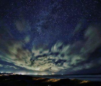 【北海道ミライノート×Domingo】小清水町の幻想的な夜空など
