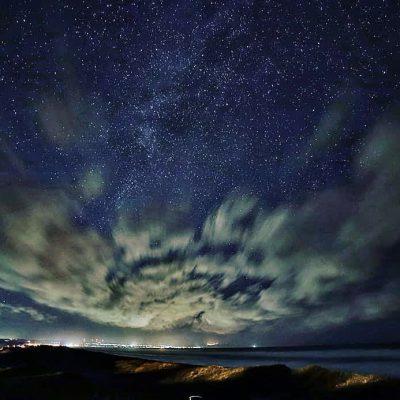 【ミライノート×Domingo】小清水町の幻想的な夜空など