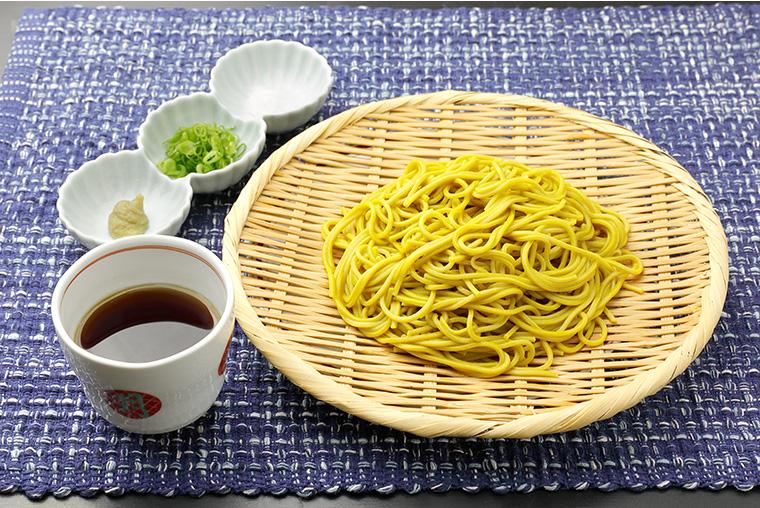 北海道産韃靼そば「満天きらり」の乾麺