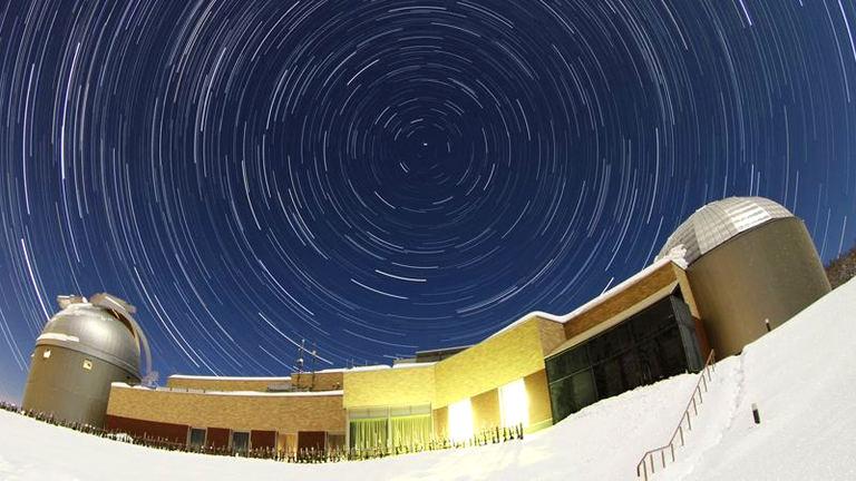 なよろ市立天文台きたすばる  ピリカWeek