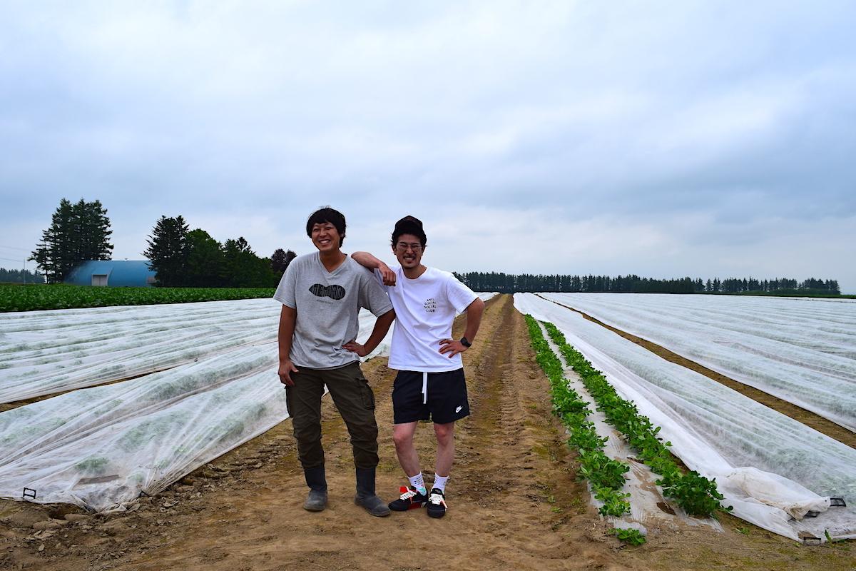 藤井さんと土屋さん